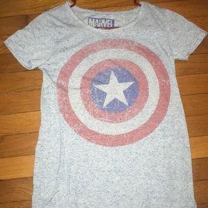 Marvel Captain America Avengers T-Shirt